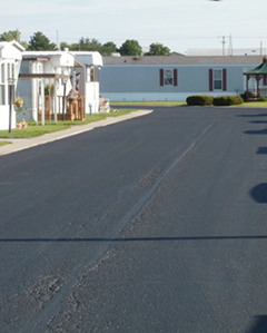 Asphalt Crack Repair Ohio